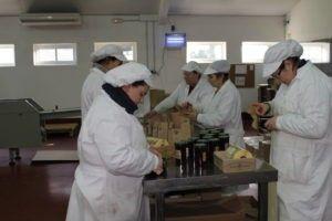 Unha empresa de Antas de Ulla fai marmeladas para as principais cadeas de alimentación