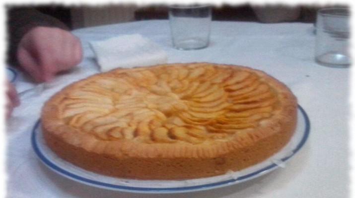 Tarta de manzana de la abuela Pilar