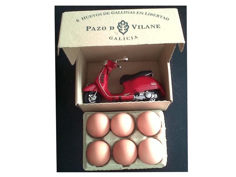 La caja de la gallinita guarda toda clase de sueños