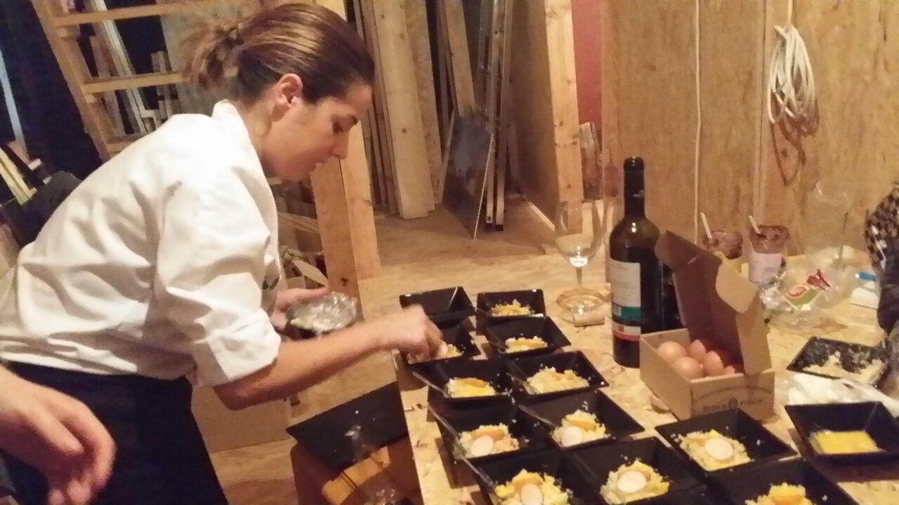 Cuarta jornada en el Mercado de la Cosecha y un nuevo taller con degustación
