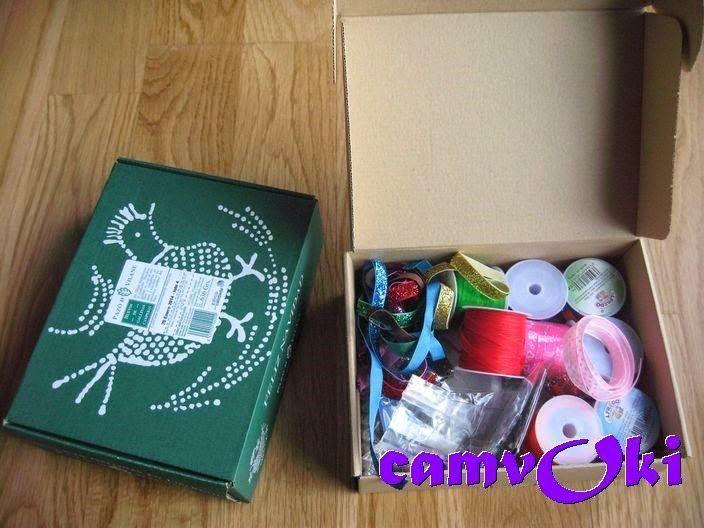 Una bloguera nos muestra más ideas sobre cómo reutilizar la caja de huevo campero Pazo de Vilane