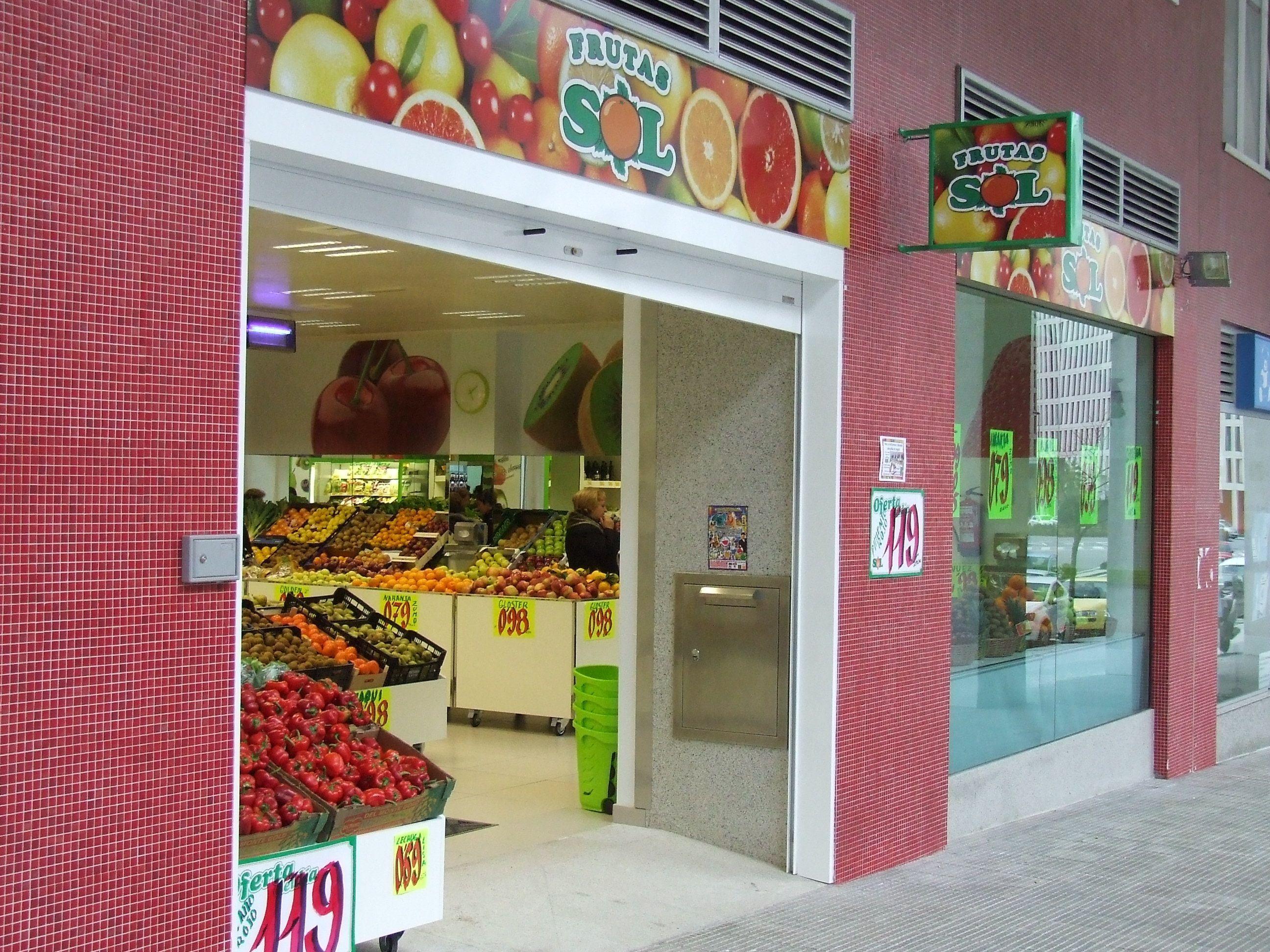Frutas Sol Navia comercializa a gama completa de produtos Pazo de Vilane en Vigo