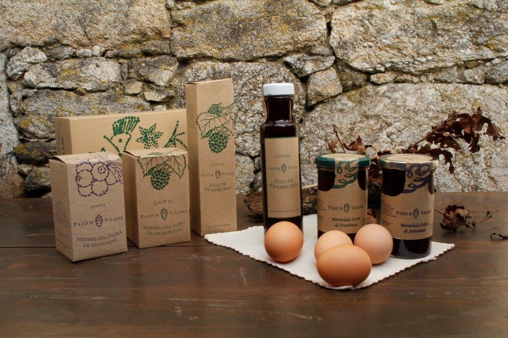 En el día del consumidor, oferta especial 3×2 en la tienda online Pazo de Vilane