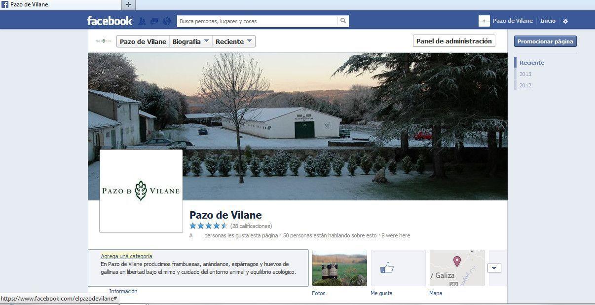 Pazo de Vilane apuesta por crear lazos y reforzar lazos con sus seguidores