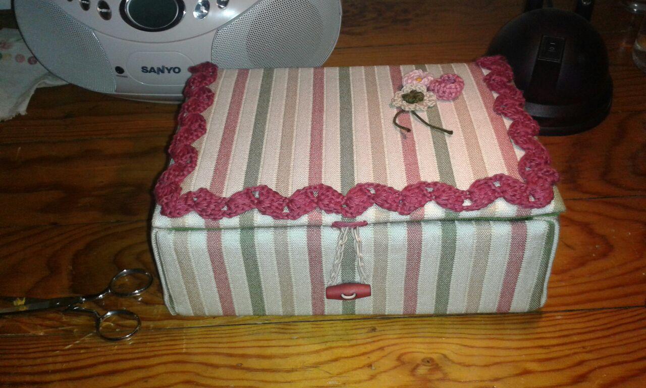 La caja de la gallinita: un regalo respetuoso con el medio ambiente (I)
