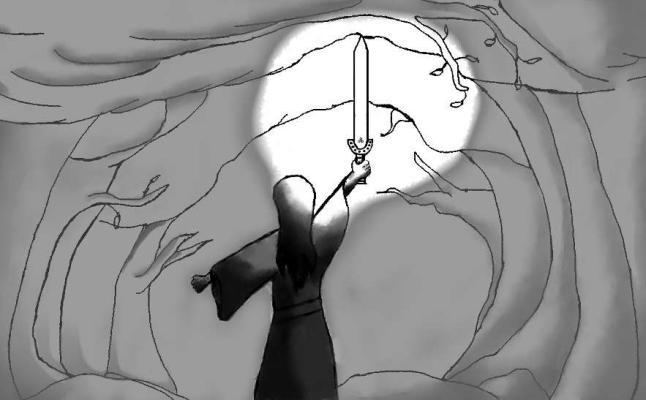 La espada de Brandomés