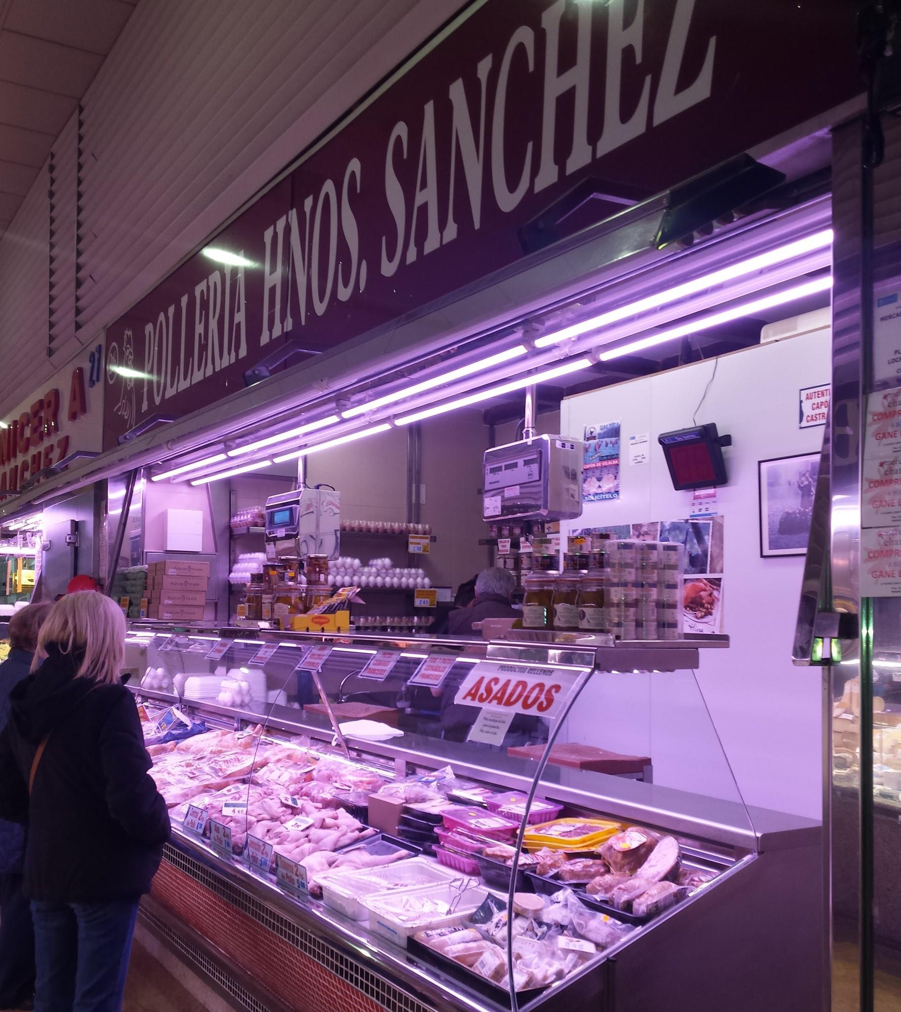 El huevo campero Pazo de Vilane también en el Mercado de Chamberí