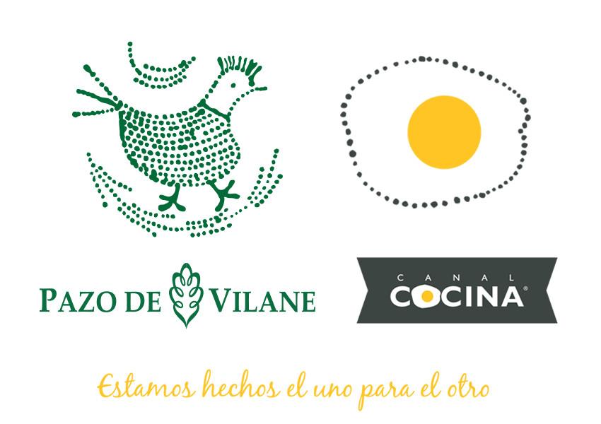 Pazo de Vilane y Canal Cocina: hechos el uno para el otro