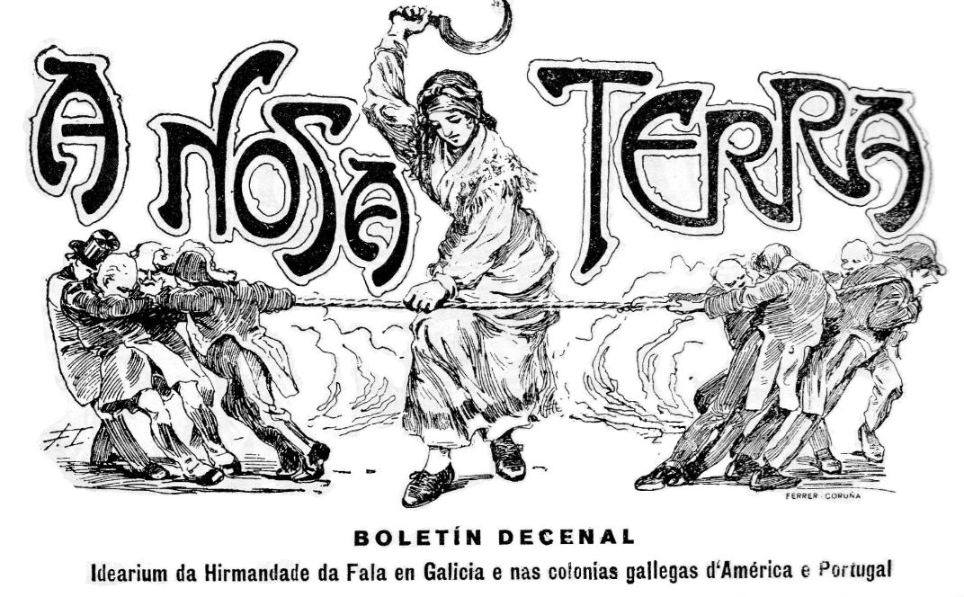 25 de julio, Día de Galicia desde 1919