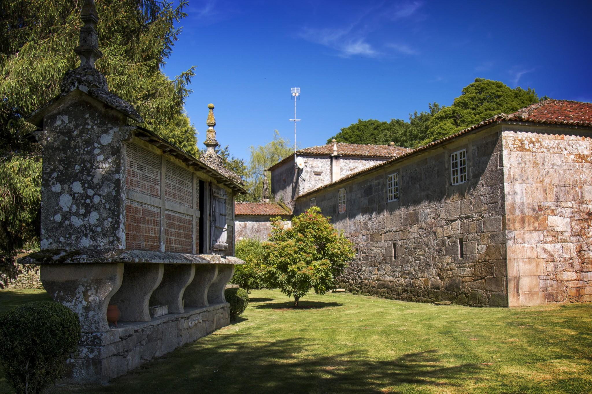 Pazo de Vilane, una apuesta familiar por el campo y por lo natural