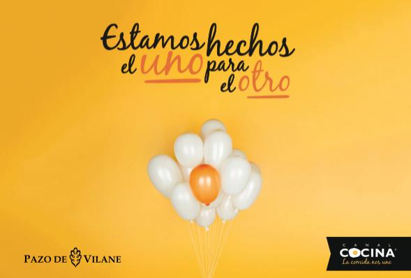 Pazo de Vilane y Canal Cocina te regalan un libro de recetas en las que el huevo campero es el protagonista