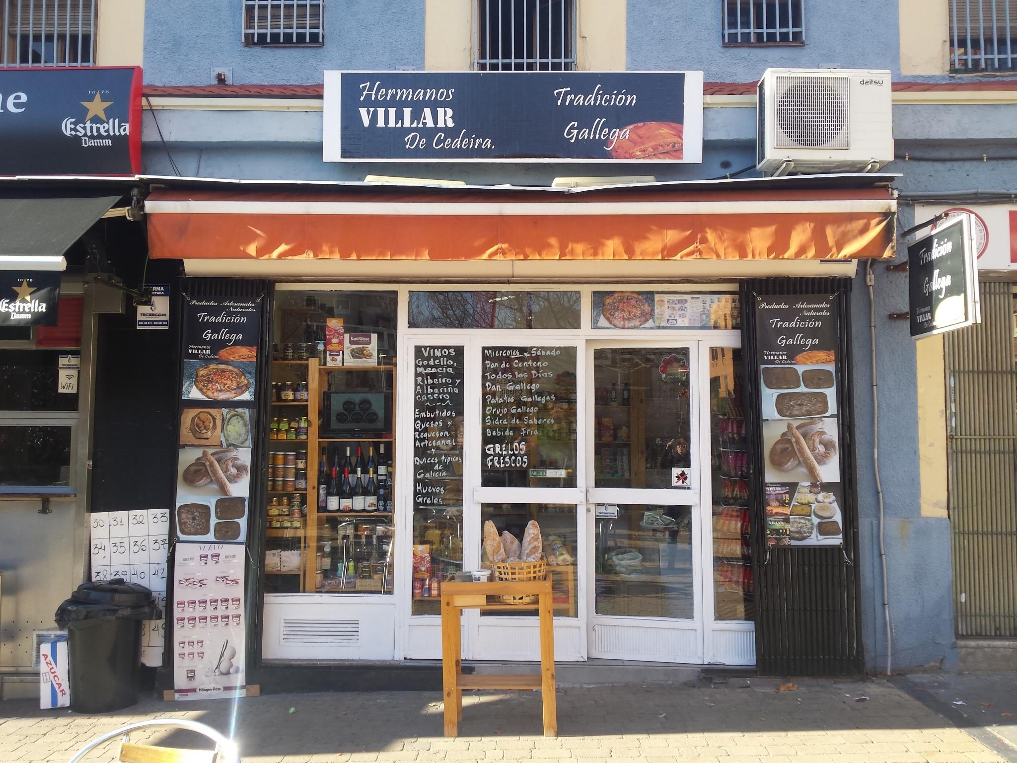 Tradición Gallega de Cedeira ofrece sus productos en Madrid