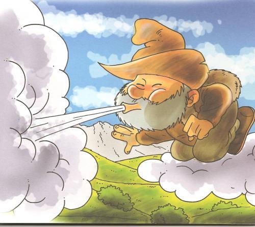 Los nubeiros