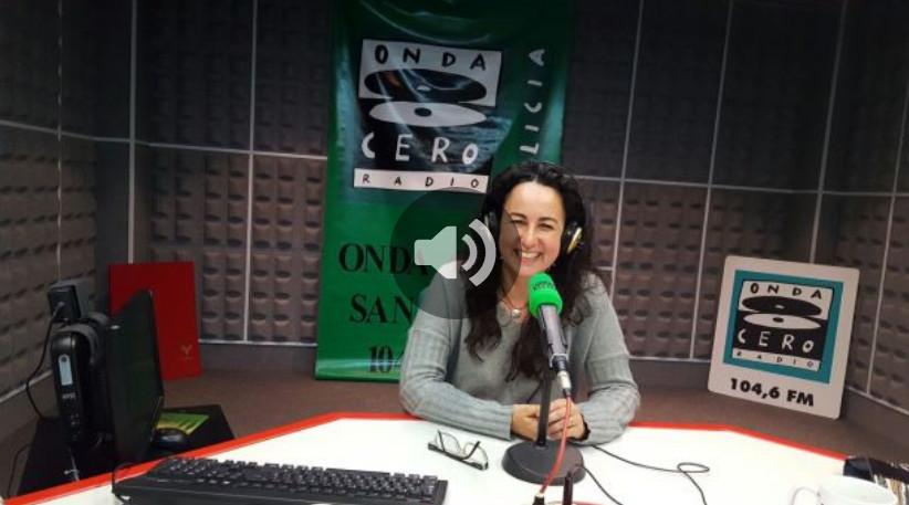 1 idea, 1 árbol en Gente Viajera, el programa de radio de Onda Cero Lugo