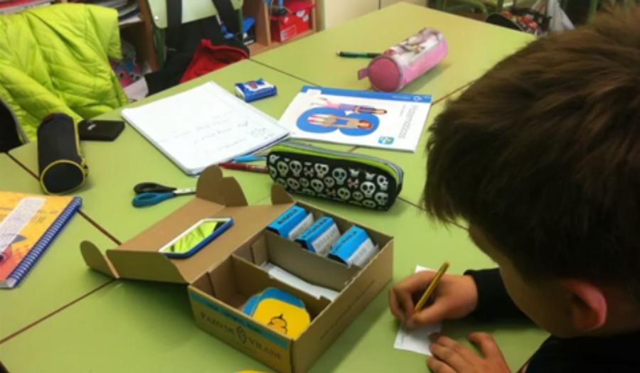 Pazo de Vilane recibe más de 200 ideas de reutilización de la caja de huevos camperos