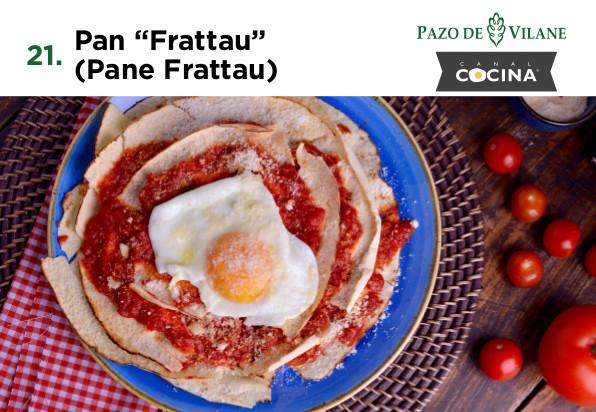 """Pan """"Frattau"""" (Pane Frattau)"""