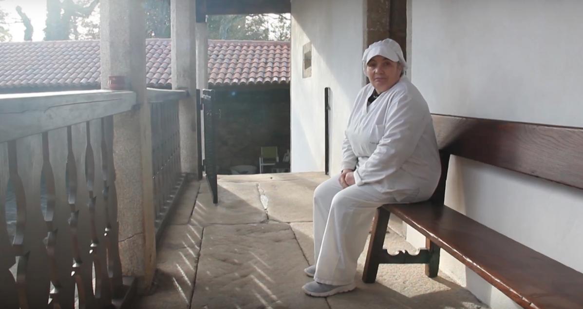 Mari Carmen, 21 años en Pazo de Vilane