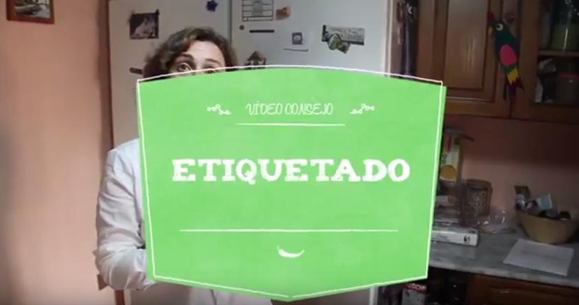 Video consejo de Nuria: etiquetado del huevo campero
