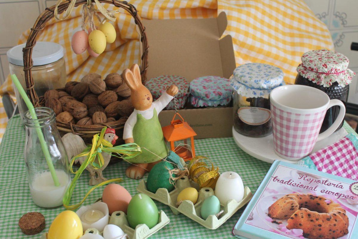 La caja de huevo campero Pazo de Vilane: la aliada ideal para decorar en Pascua
