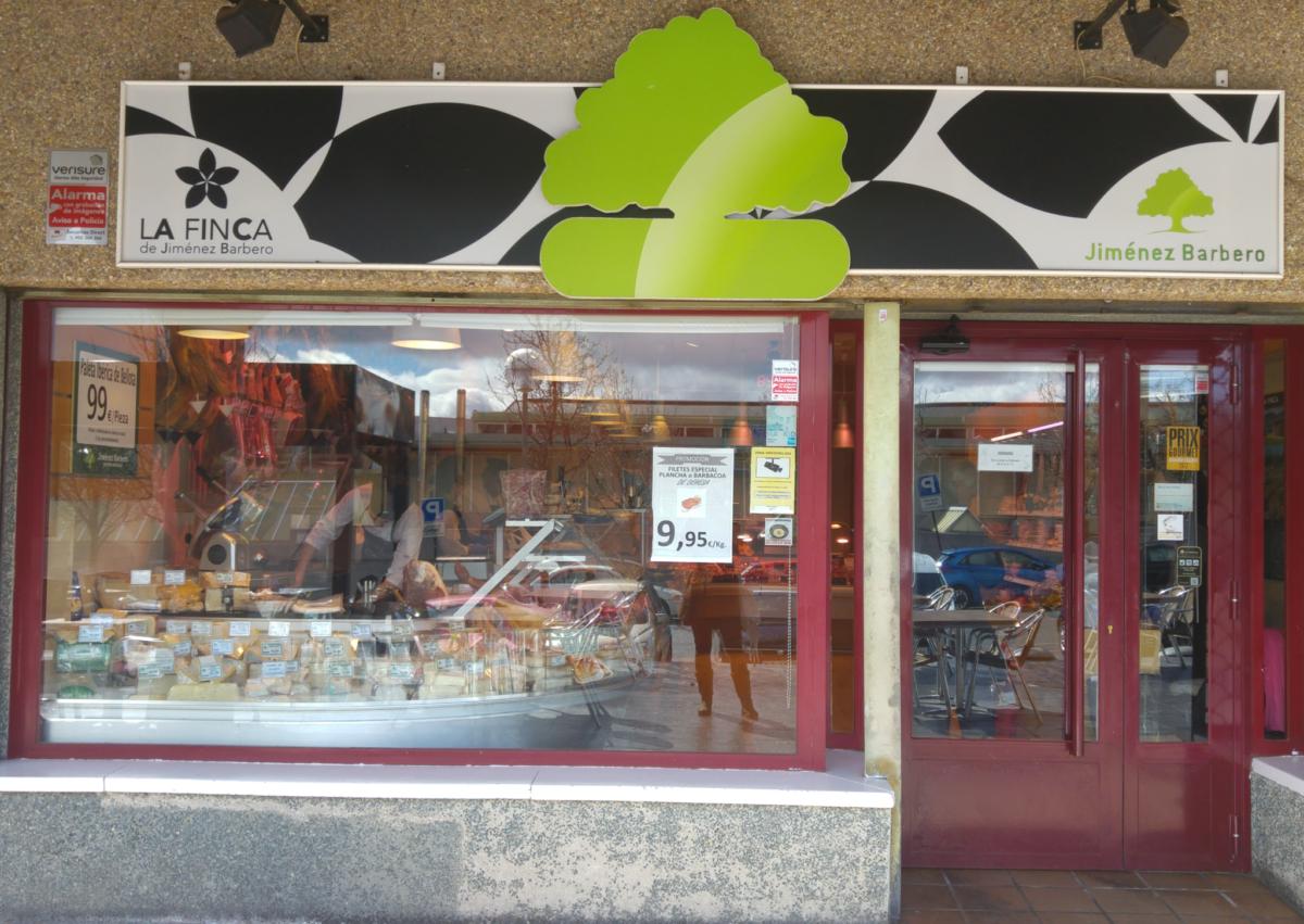 La gama completa de productos Pazo de Vilane en San Lorenzo de El Escorial