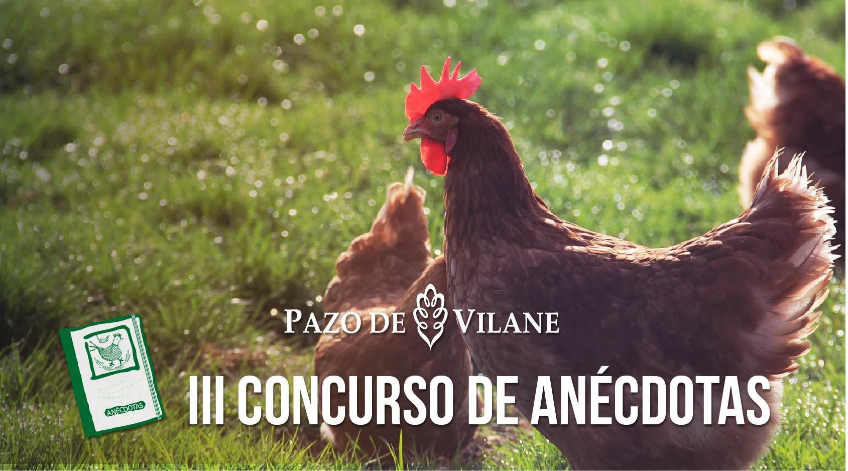 III Concurso anécdotas Pazo de Vilane