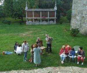 28 de julio: concierto de Artem Trío en Pazo de Vilane