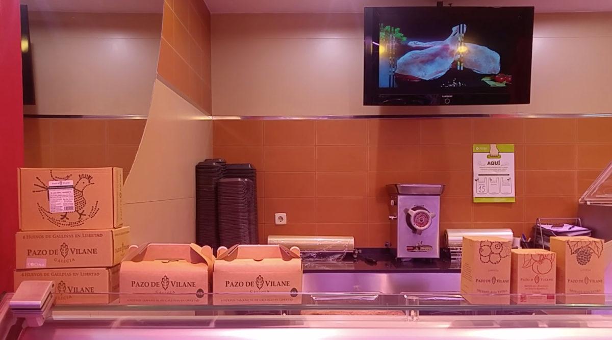 La gama completa de productos Pazo de Vilane en López de Hoyos 198