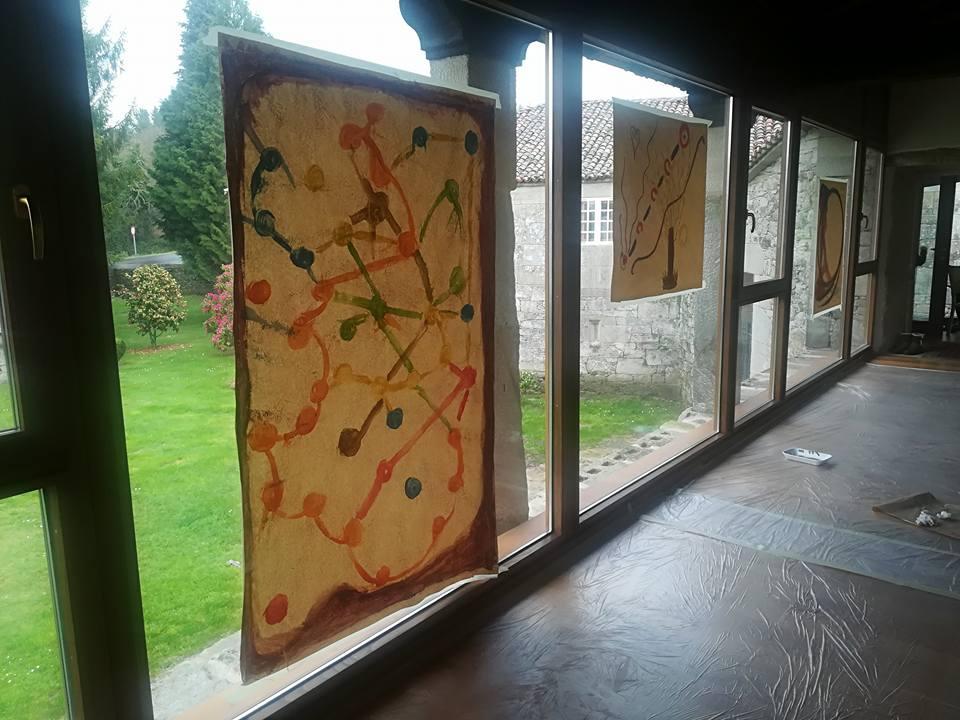 """1 de diciembre en el Pazo de Vilane: taller """"Una mirada a mi proyecto"""""""