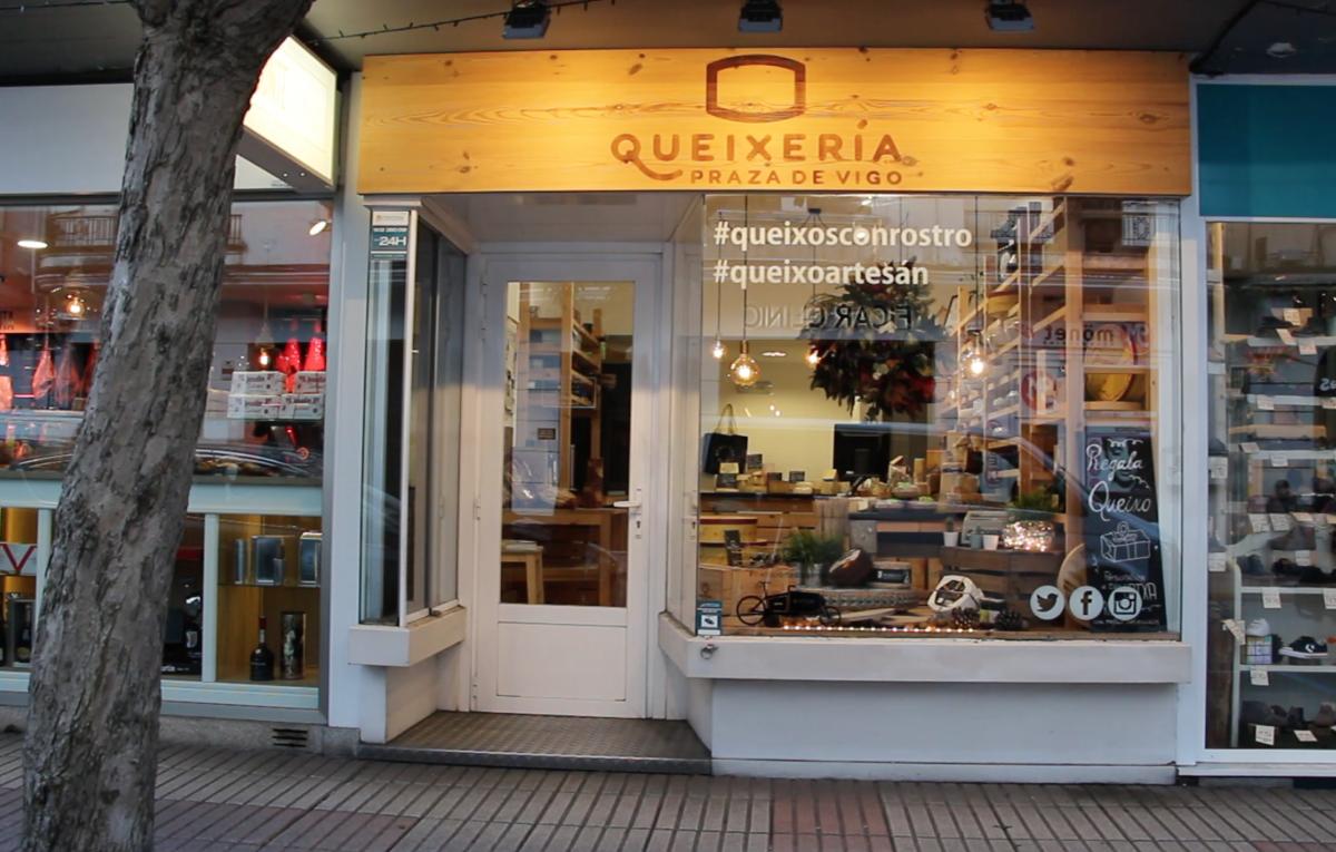 Marmeladas Pazo de Vilane en Queixería Praza de Vigo (A Coruña)