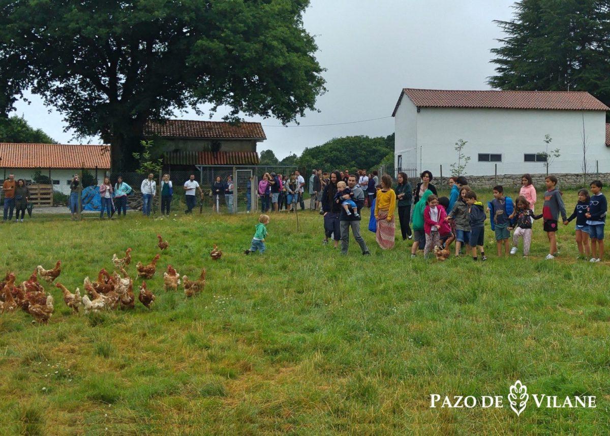 29 de junio: jornada de puertas abiertas en Pazo de Vilane