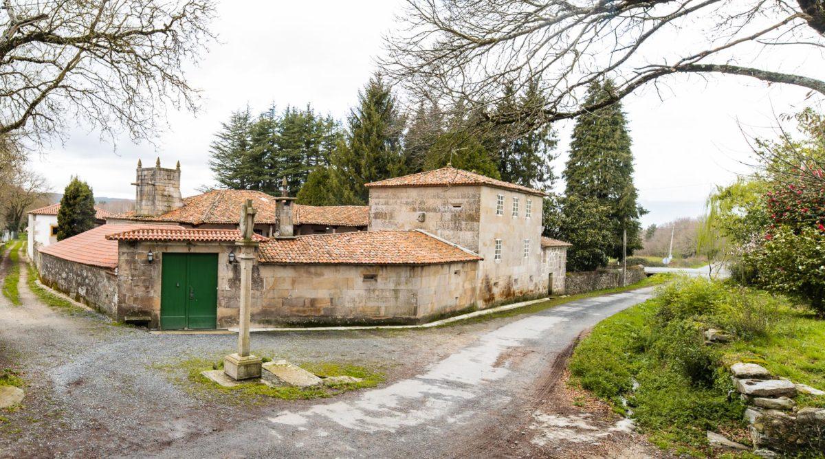 La recuperación del patrimonio arquitectónico en Pazo de Vilane