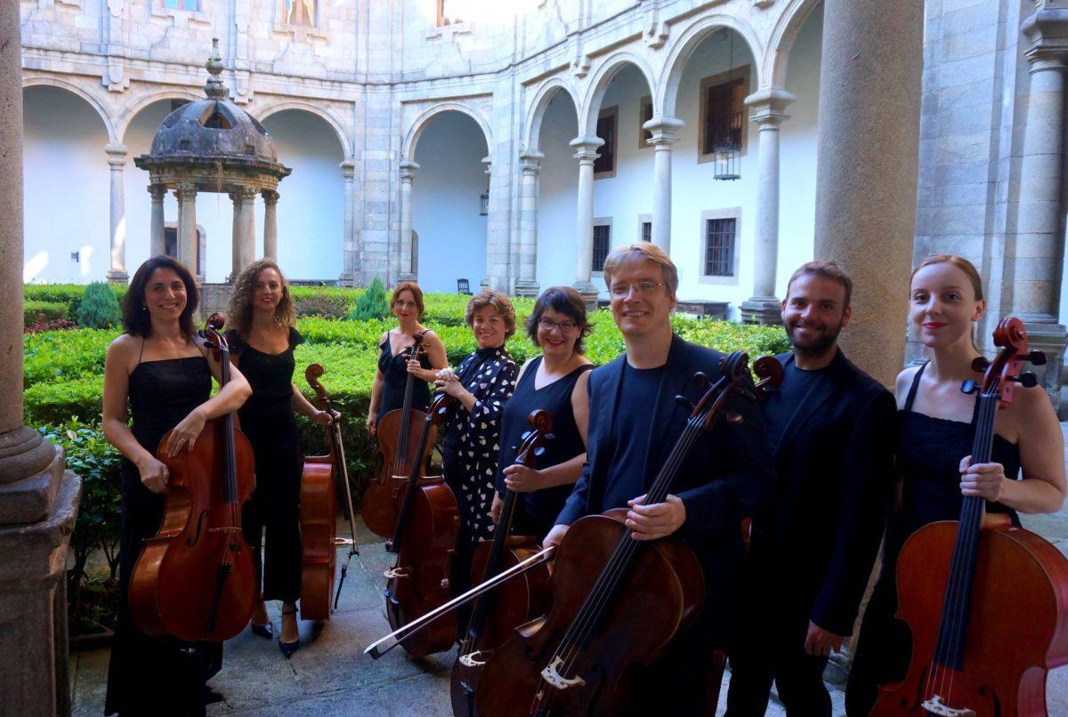 Descobre todo sobre Soncello Ensemble, a agrupación que nos acompañará este sábado nos Concertos no Pazo