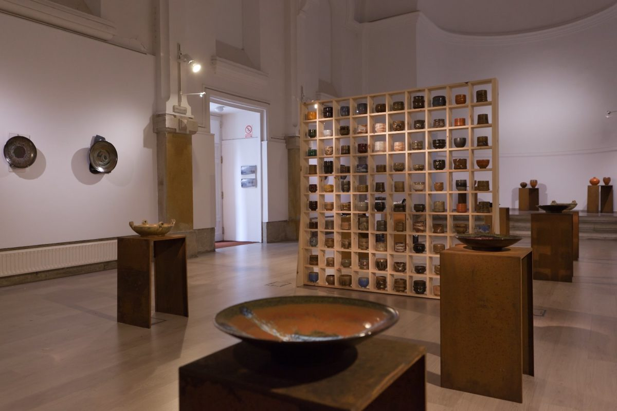 "Mostra de cerámica tradicional: Manuel Fernández ""Lolo"""