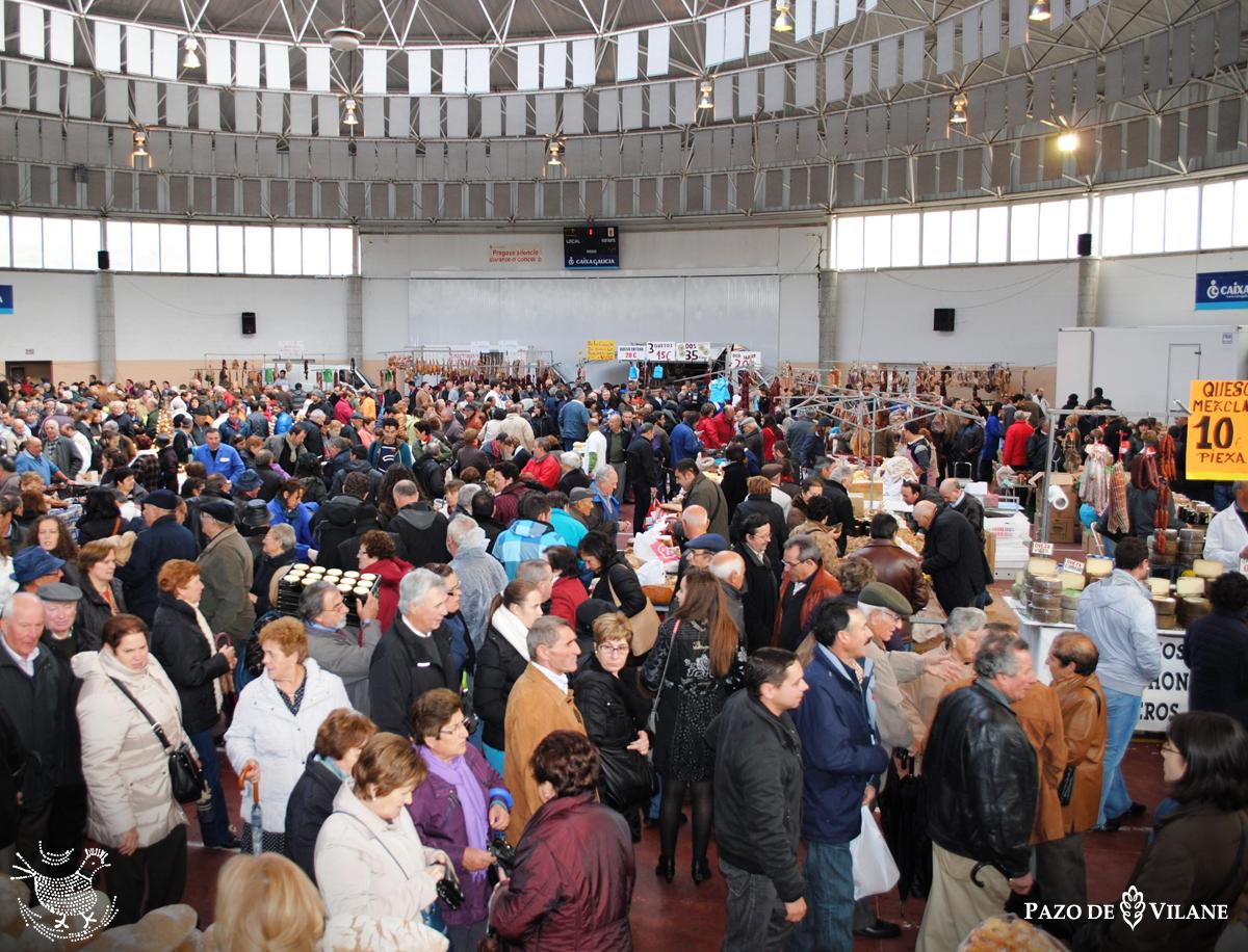 Feira dos Santos, o evento do outono na Ulloa