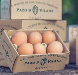 Sube tus recetas con huevo campero a la web de Canal Cocina y gana un viaje al Pazo de Vilane