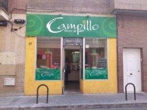 Pan, dulces y la gama completa de productos Pazo de Vilane en la Panadería Campillo