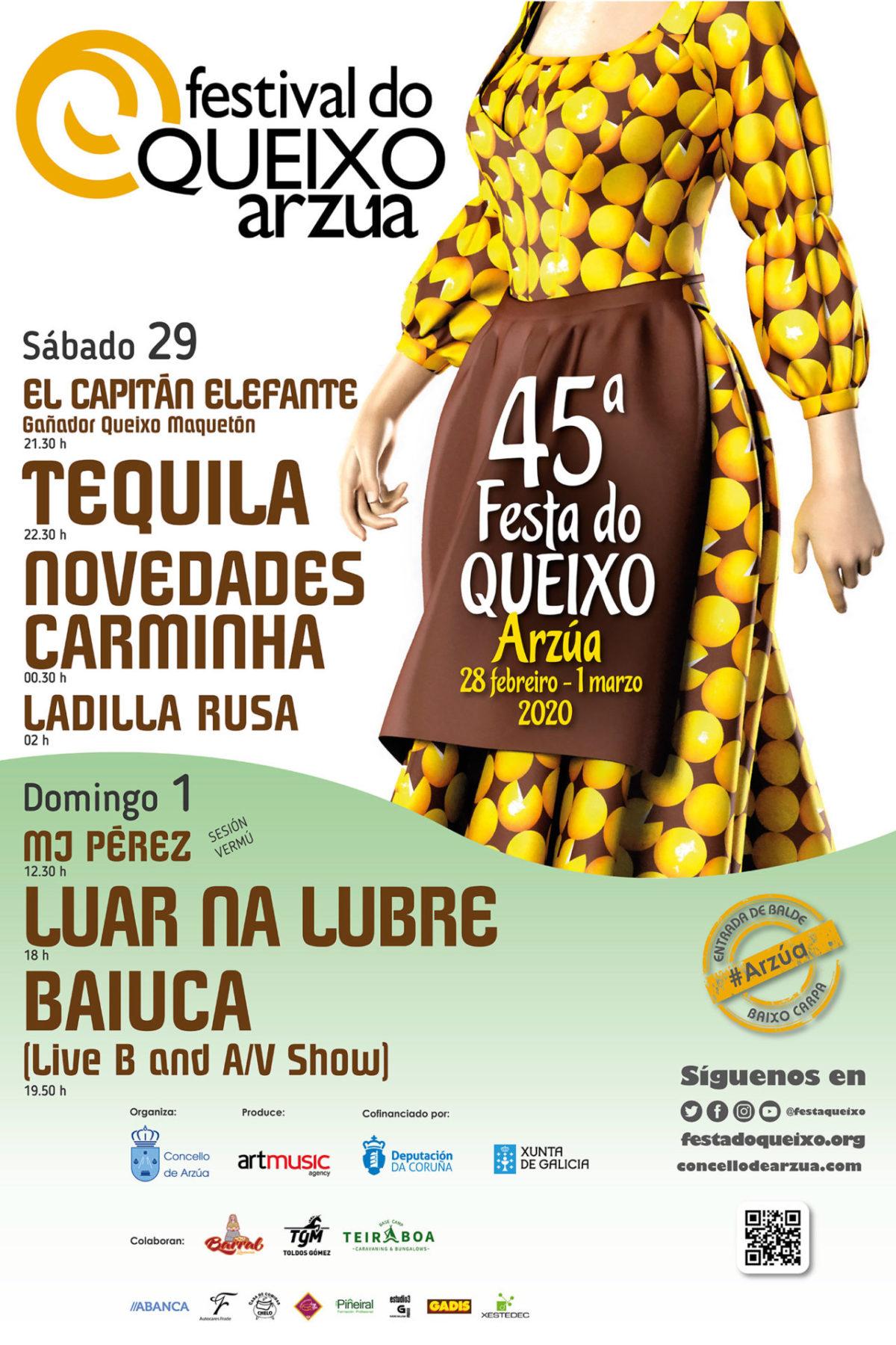 Feira do Queixo de Arzúa: recetas y maridajes con los productos de Pazo de Vilane