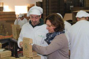 Pazo de Vilane recibe el premio al Proyecto Empresarial que otorga el Clúster Alimentario de Galicia