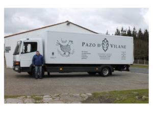 Nuevo camión, nueva vida para Juan Carlos