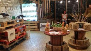 Inauguración del pop-up store Pazo de Vilane
