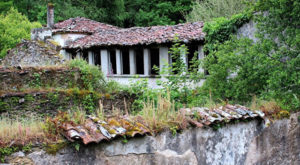 Balneario de Frádegas: augas curativas cun século de historia