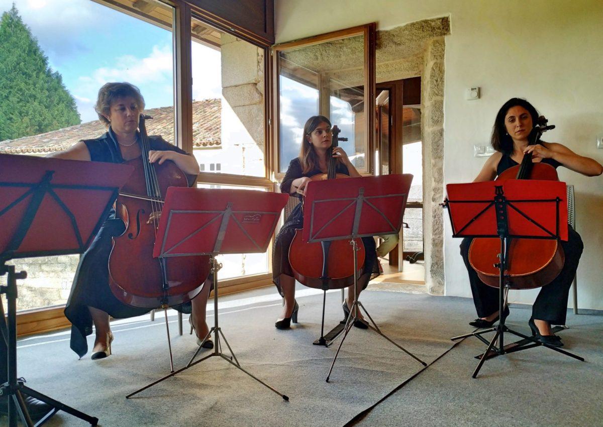Concertos no Pazo