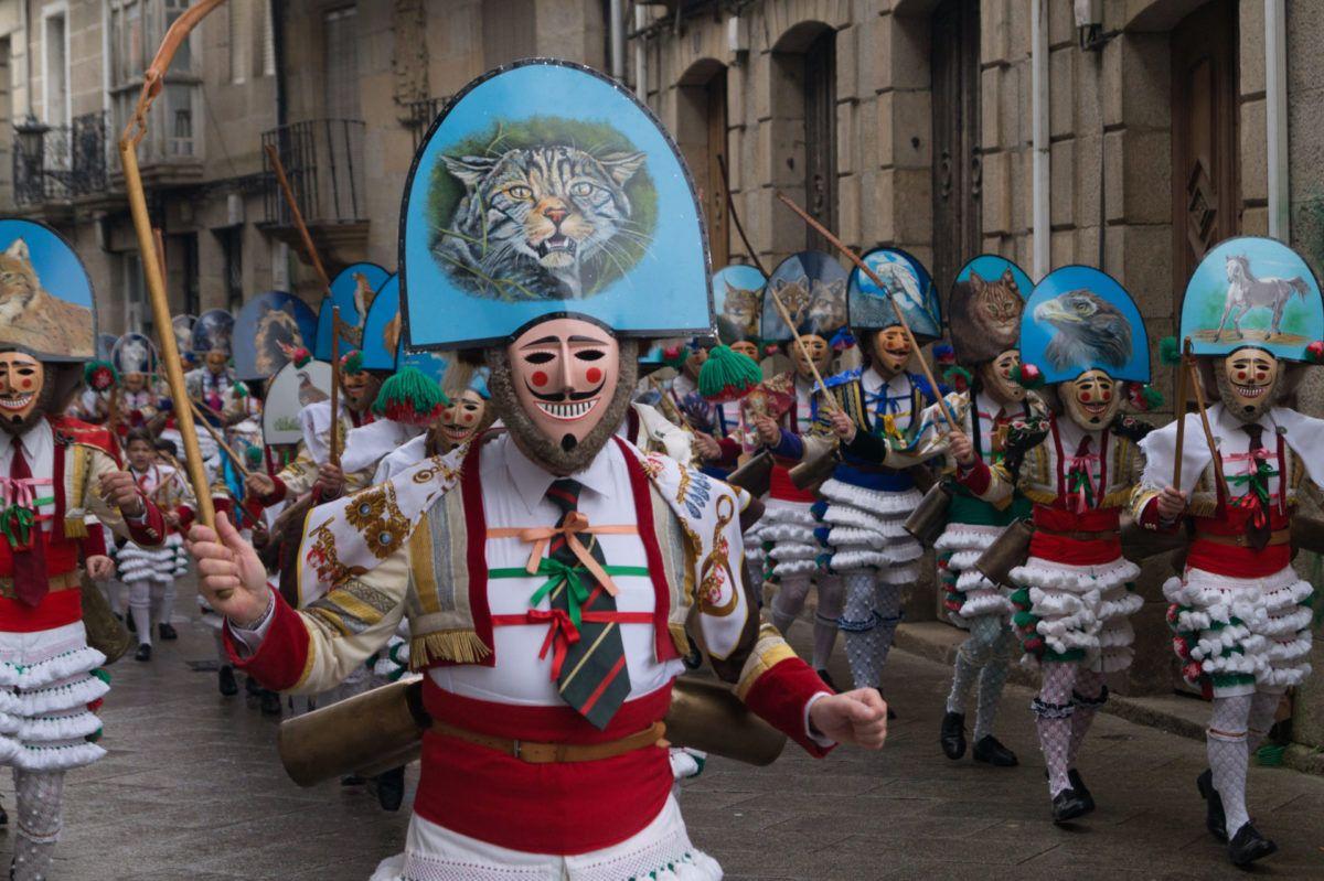 Descubre lo mejor del Entroido de Galicia
