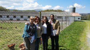 Pazo de Vilane: uniendo continentes