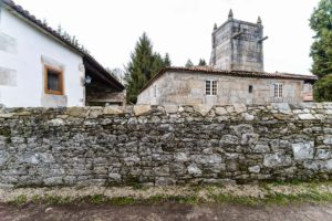 Antas de Ulla: o pobo de Pazo de Vilane