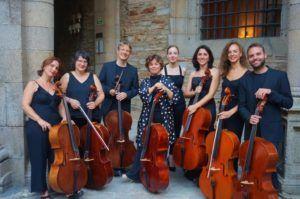 Conociendo a Soncello Ensemble