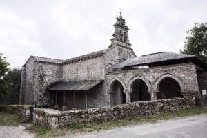 San Salvador de Vilar de Donas; una ventana a la historia de Galicia a unos minutos de Pazo de Vilane