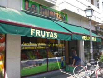 Frutas y Verduras José