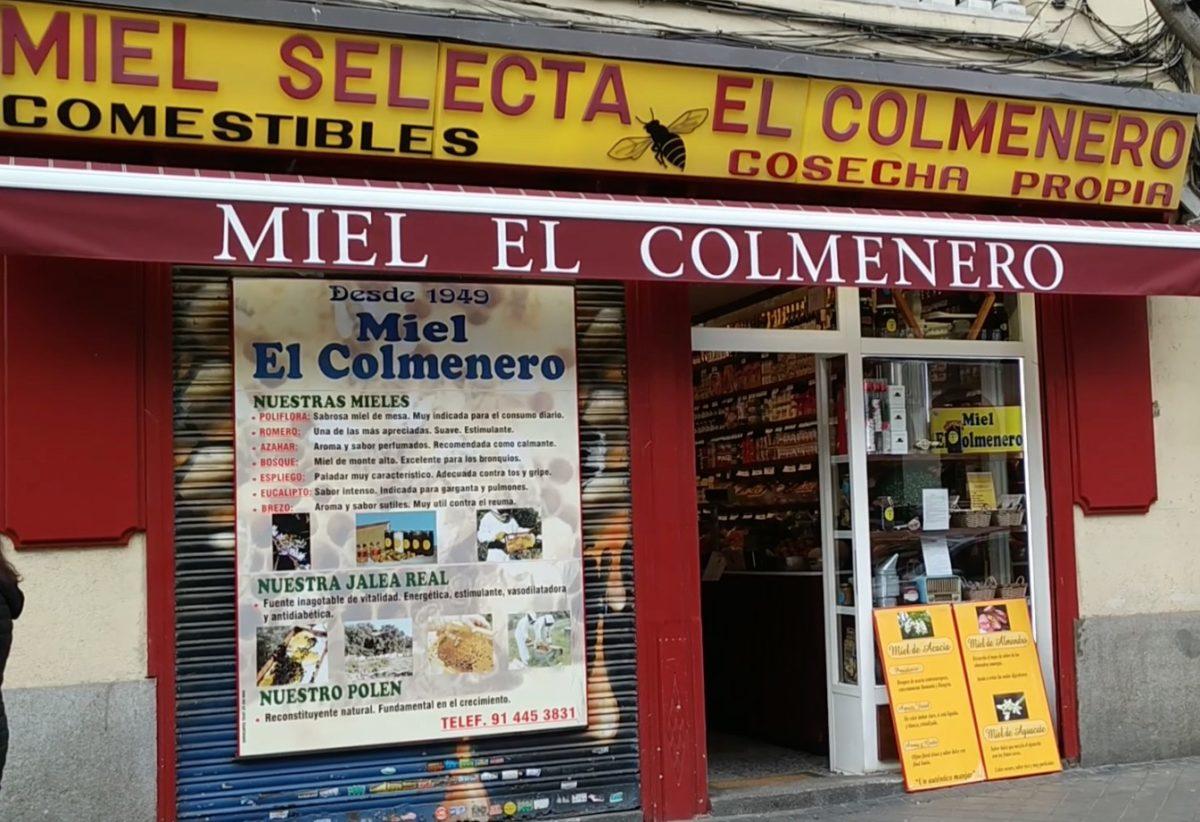Tienda El Colmenero Chamberí