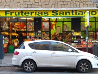 Fruterías Santiago
